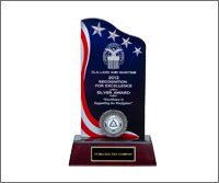Government contractor recognized for quality performance