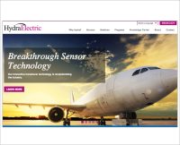 Aerospace Innovator Hydra-Electric Launches Redesigned Website hydraelectric.com