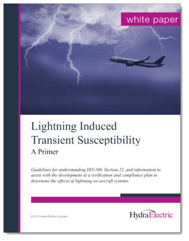 Lightning Induced Transient Susceptibility