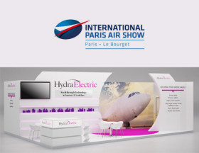 Aerospace Innovator Hydra-Electric to Reveal New Sensing Technologies As Exhibitor at Paris Air Show