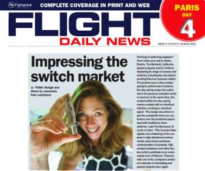 Flight Daily News 18 June 2015