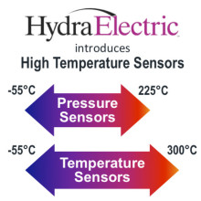 Hydra-Electric New High Temperature Sensors