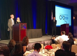 Hydra-Electric's Gerry Schauer Wins CFO of the Year Award