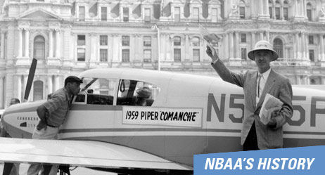 Did You Know: the NBAA wasn't always the NBAA?
