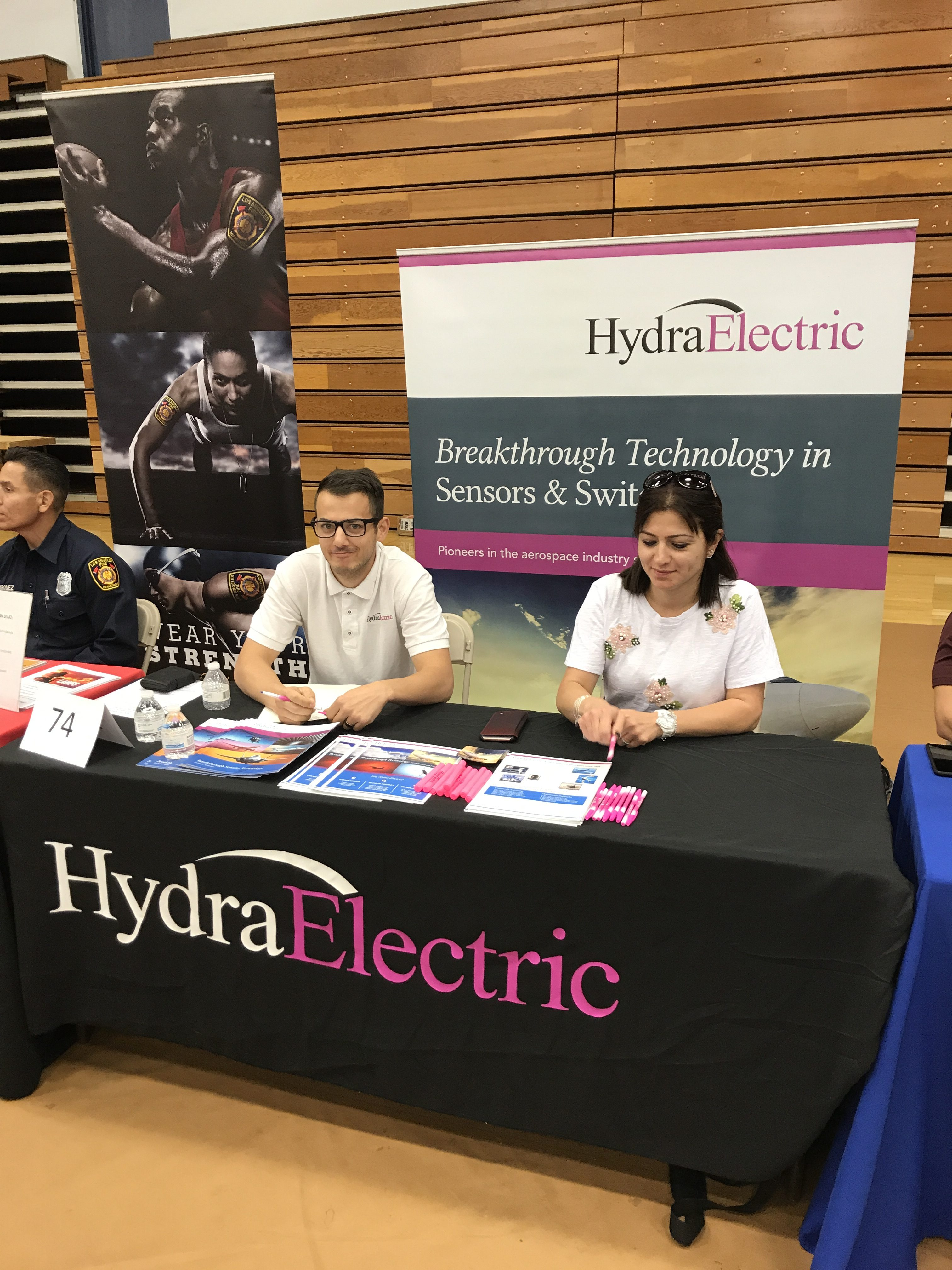 Hydra-Electric at College of the Canyons