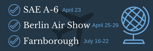 Aerospace Industry Events Bring People Together