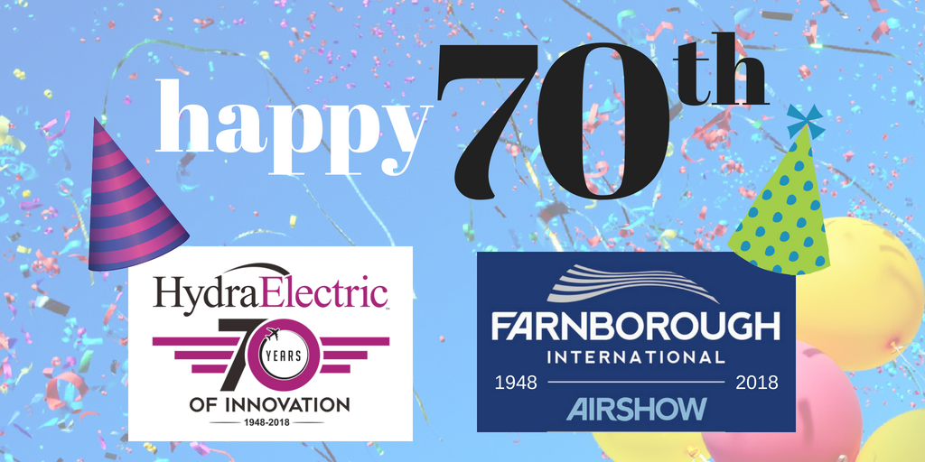 Dual 70th Birthday Celebrations as #FIA2018 Commences