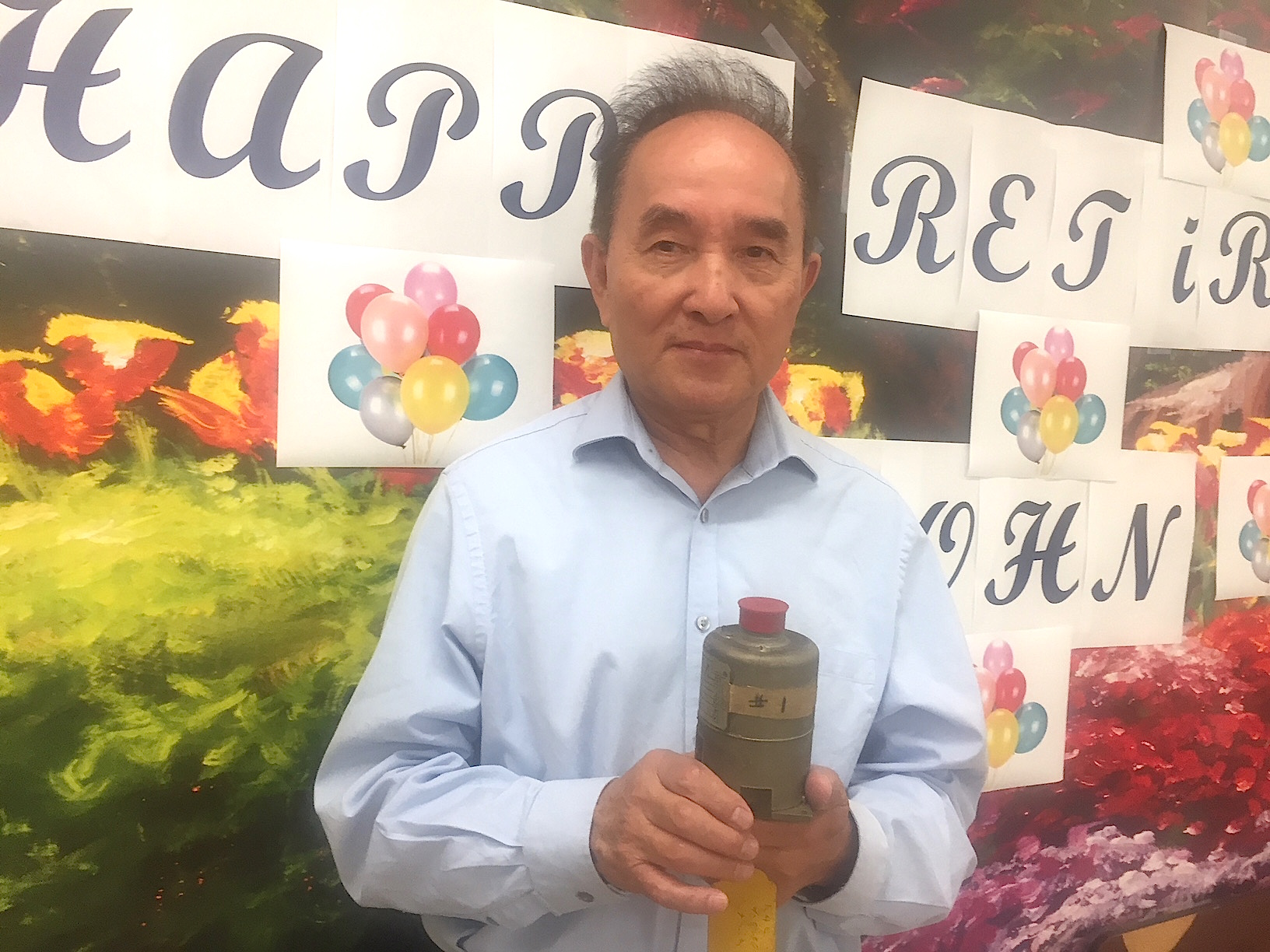 Chief Engineer John Tang Retires After 33 years of Service at Hydra-Electric