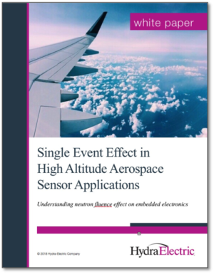 New White Paper Explores Hazards of High Altitude Radiation on Aerospace Electronics