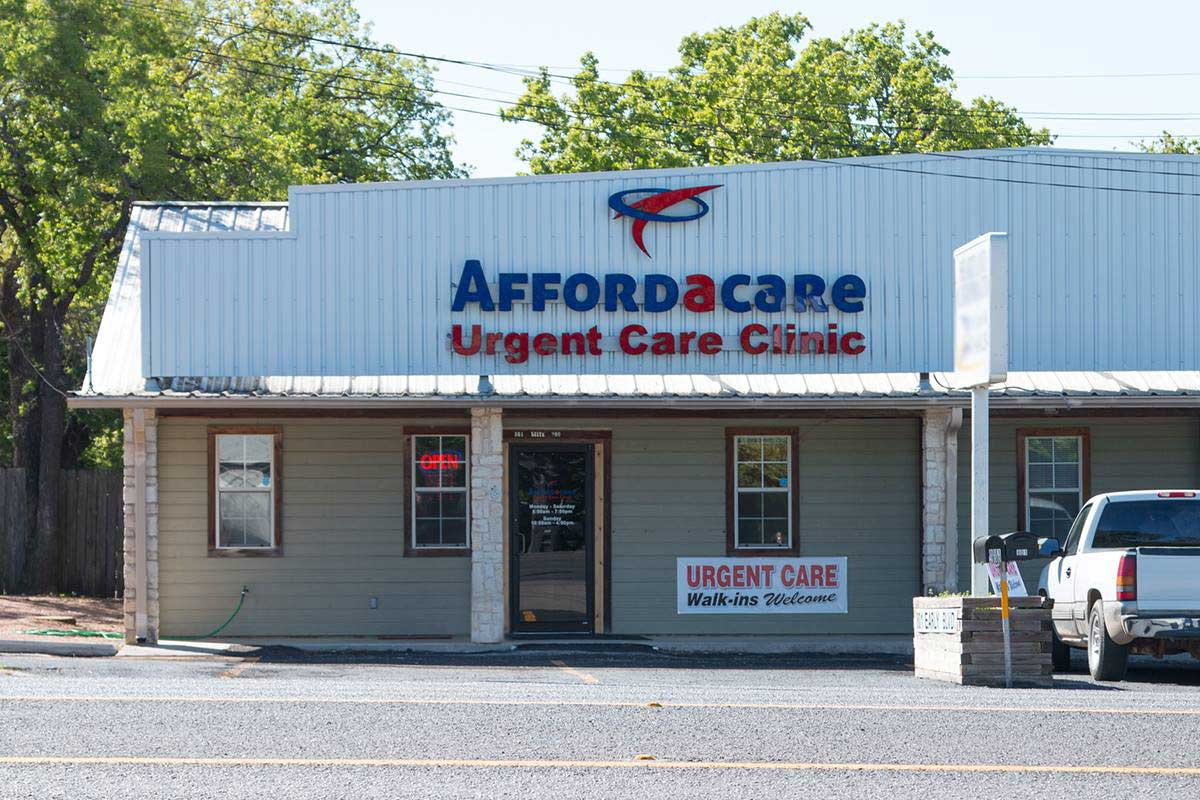 Affordacare Urgent Care Clinic – Early, Texas