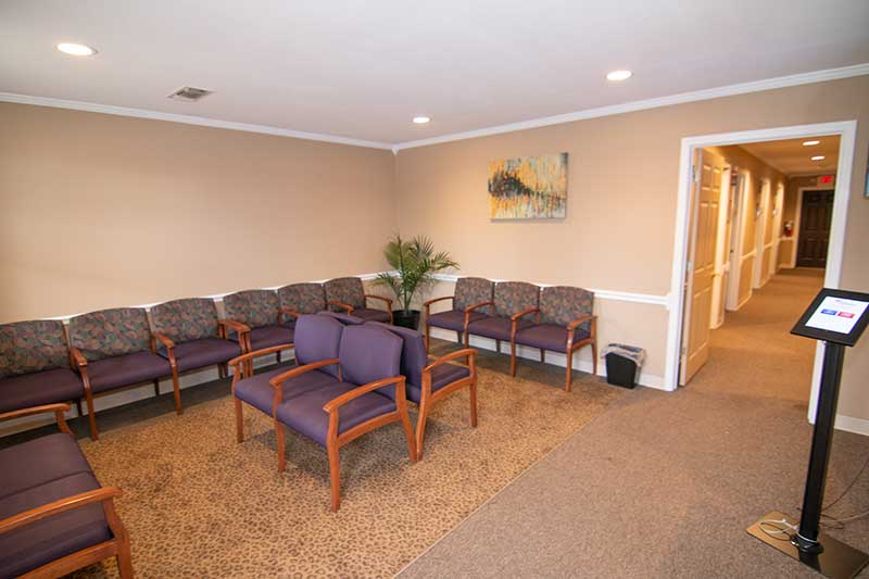 Affordacare – Early, Texas Waiting Room