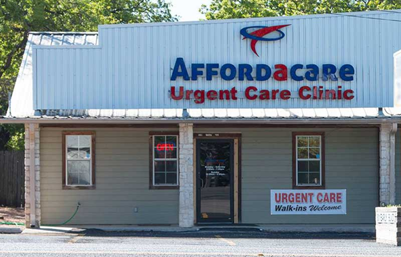 Affordacare Urgent Care Clinic – Early, TX