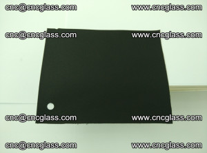 Black opaque EVA glass interlayer film for safety glazing (triplex glass) (10)
