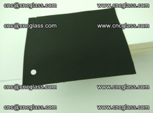Black opaque EVA glass interlayer film for safety glazing (triplex glass) (13)