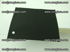 Black opaque EVA glass interlayer film for safety glazing (triplex glass) (6)