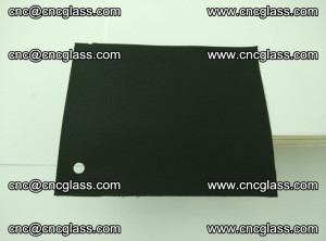Black opaque EVA glass interlayer film for safety glazing (triplex glass) (9)