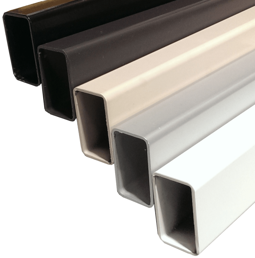 Aluminum-Post-to-Post-Rail-in-5-Colors
