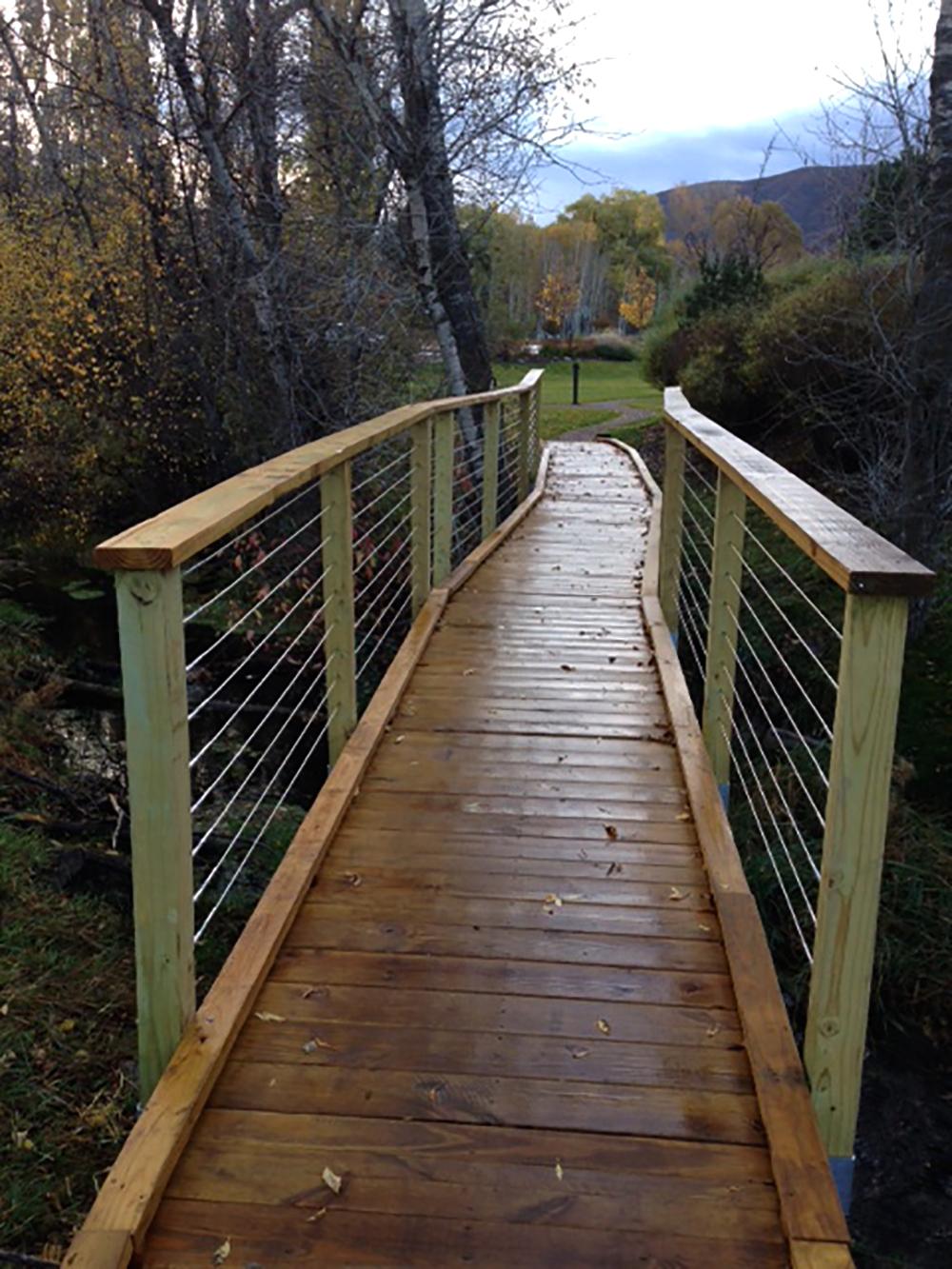 Bridge Cable Railing