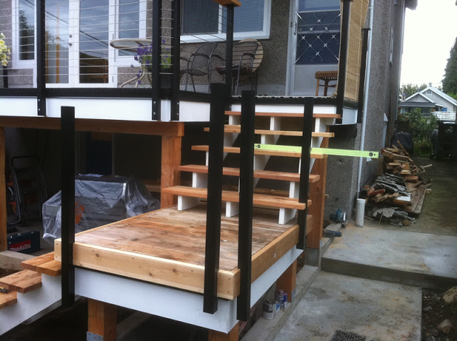 Aluminum Cable Railing Systems Installation