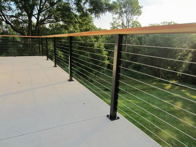 Malvern PA Cable Railing Install 2