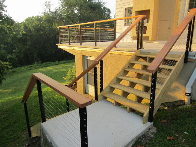 Malvern PA Cable Railing Install 5