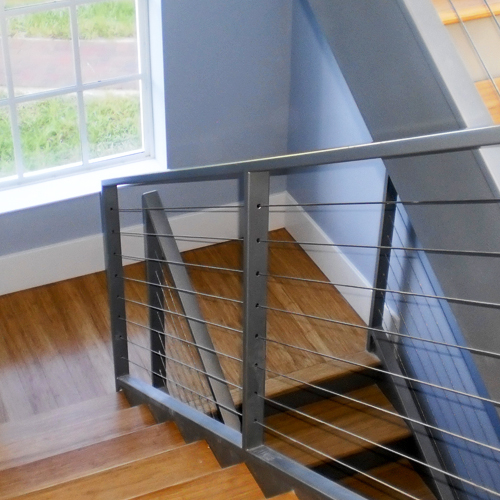 Interior Stainless Cable Railing Applications