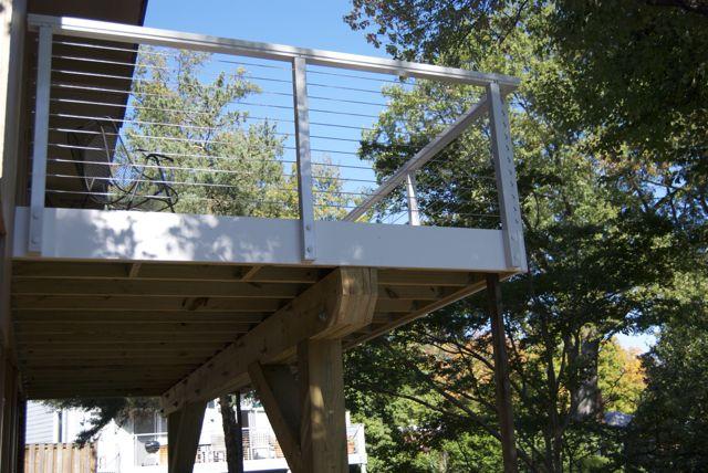 Patton Deck Washington DC 5