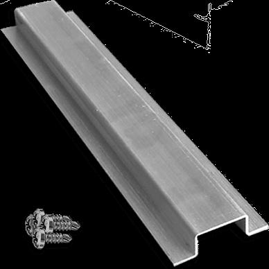 Inline Aluminum Splice with Screws