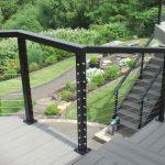 Rectangular Aluminum Top Rails