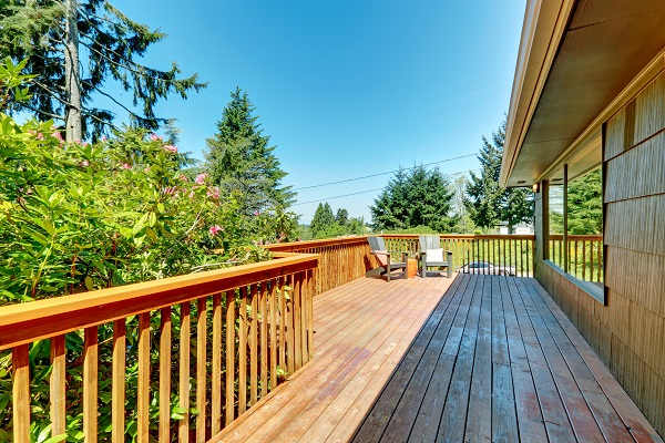 Types of Wood Used in Railing Systems