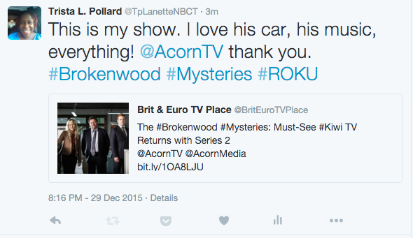 Brokenwood Mysteries: Country Music and Crime