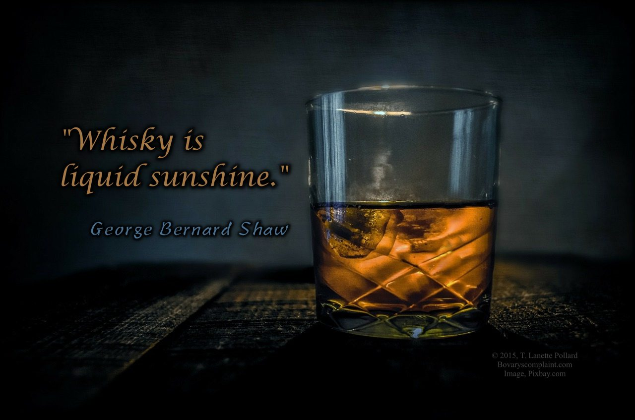 Whisky is…