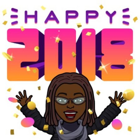 Happy 2018! Thankful for This New Year!