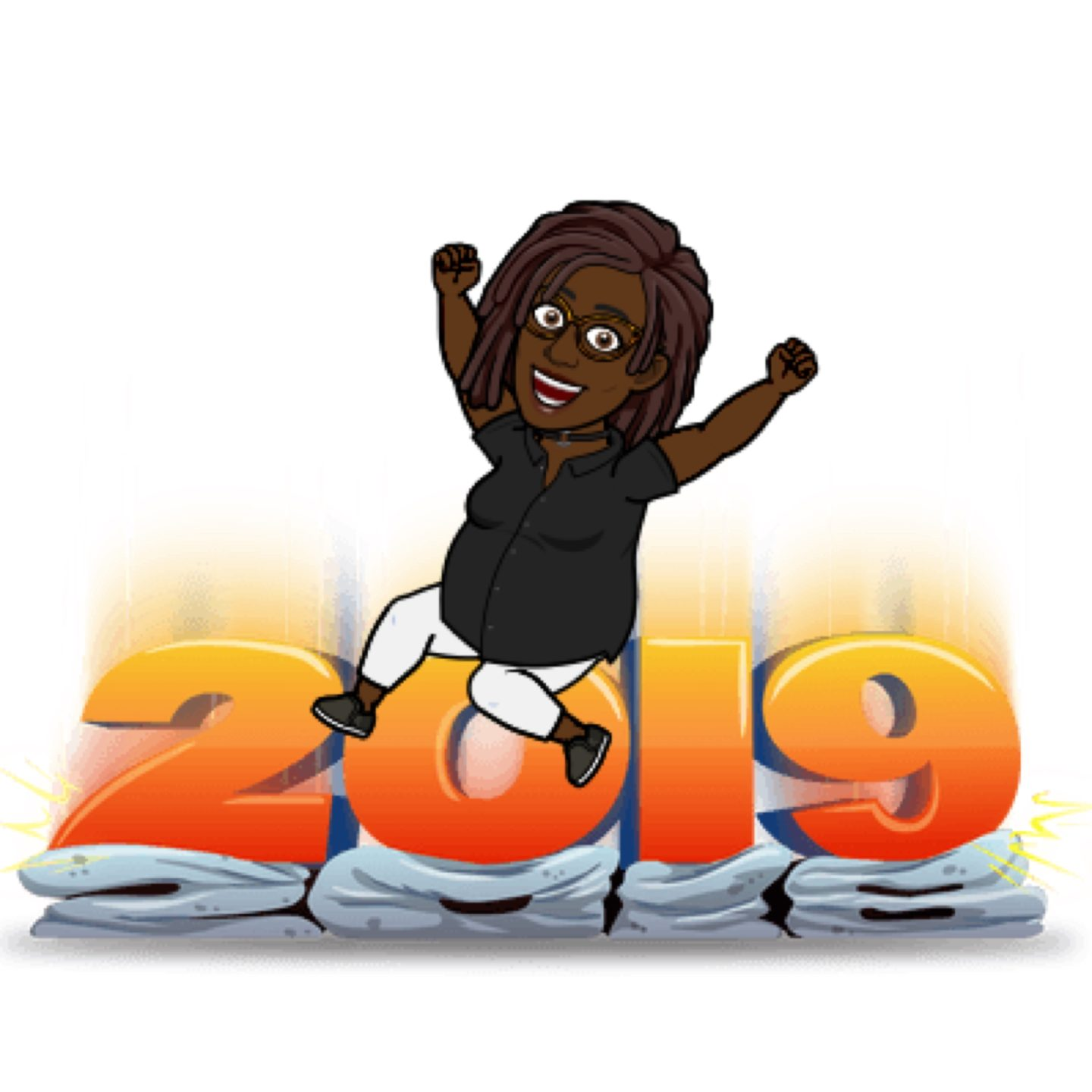 Here's to 2019! ??
