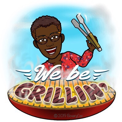 Happy 4th of July & Grilling Day!