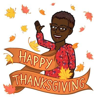 My Thanksgiving Message…