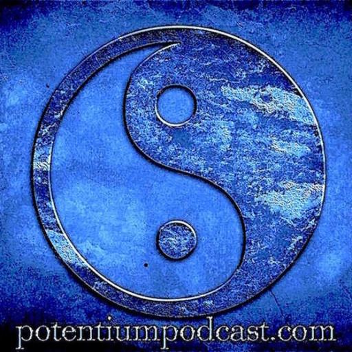 Potentium square logo