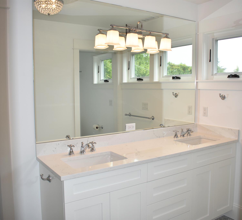 Bathroom Remodel Complete