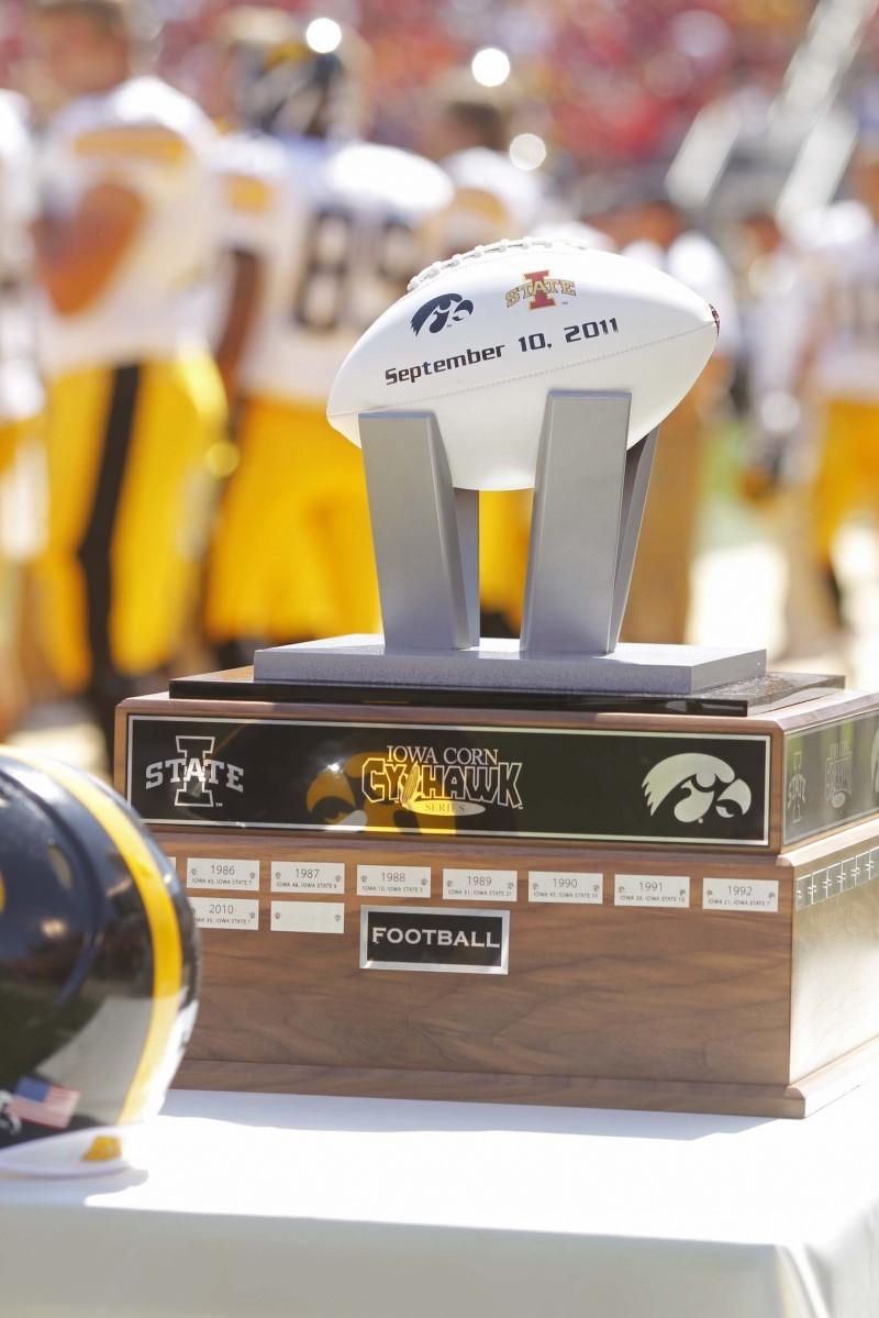 Temporary Cy-Hawk Trophy 2011