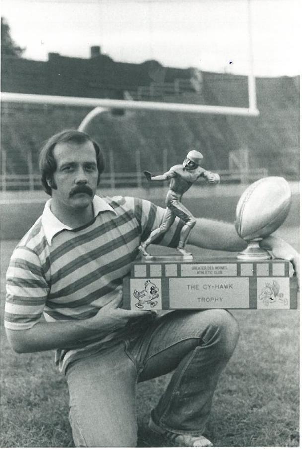 Cy Hawk Trophy 1977