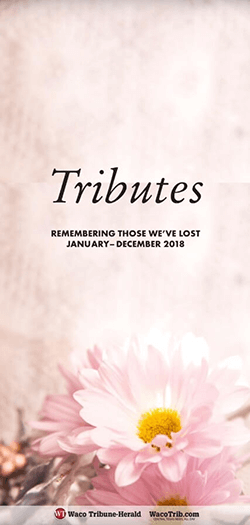 Waco Tribune Tributes cover thumbnail