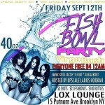 Fishbowl Party 09.12.14