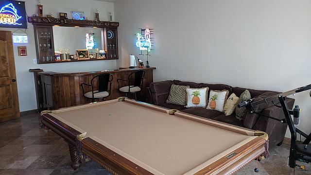 Pool Table - Bar