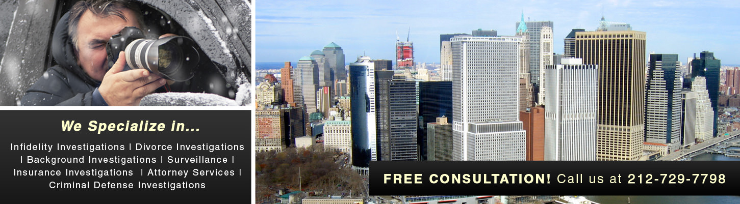 We Serve  Manhattan New York