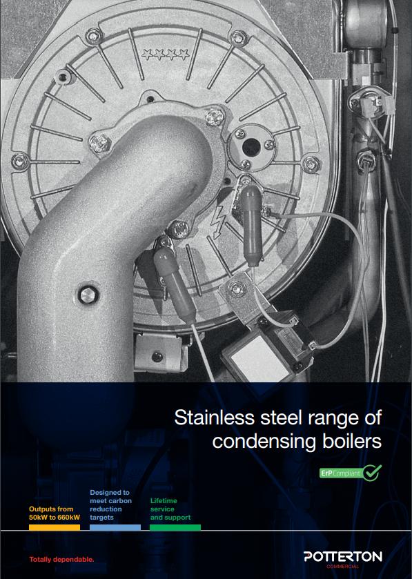 Potterton Stainless Steel Brochure