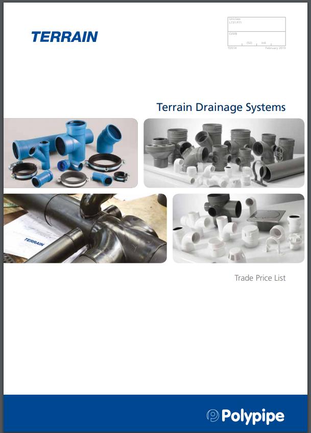 Terrain Brochure