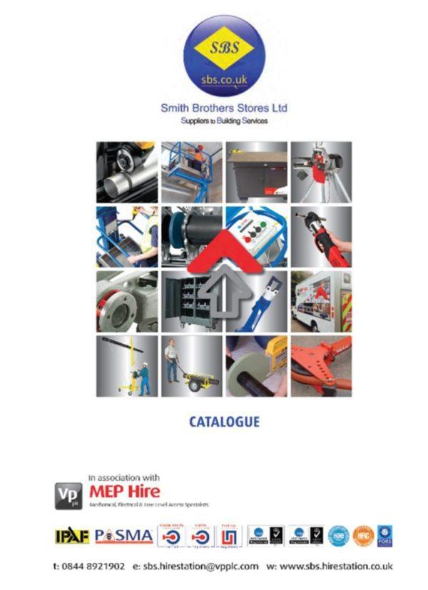 MEP Hire Brochure (2017)