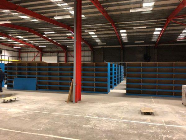 Newcastle Warehouse