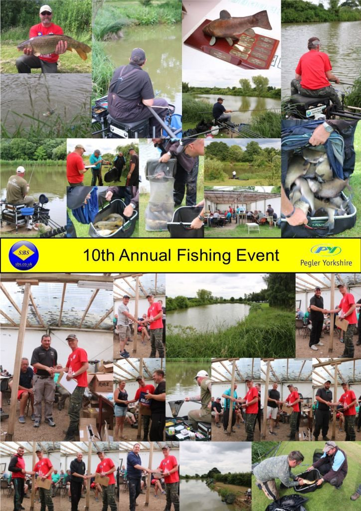 10th Annual Fishing Event