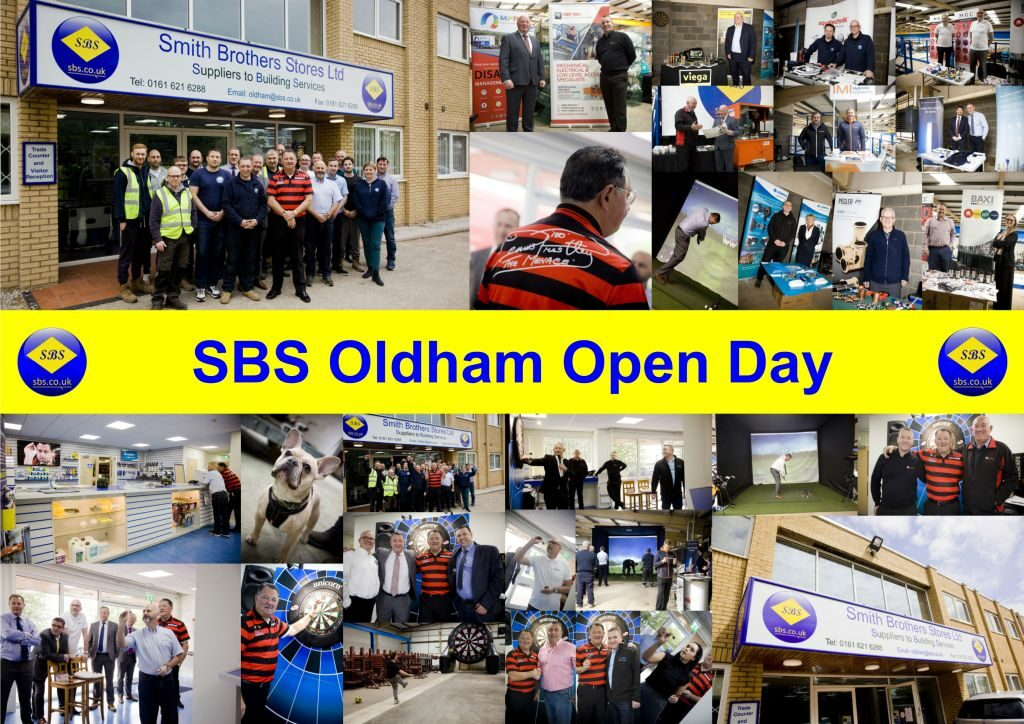 SBS Oldham Open Day
